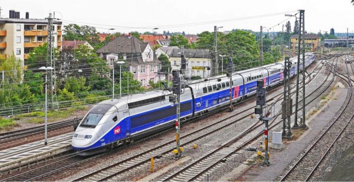 «Il utilisait le TGV sans compter dans toute la France» - illustration @ Pixabay