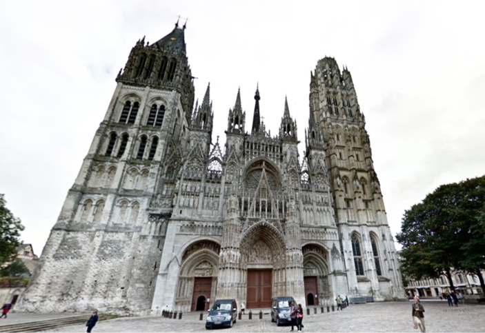 Déclenchement de l'alarme dans la cathédrale : c'était une fausse alerte - illustration