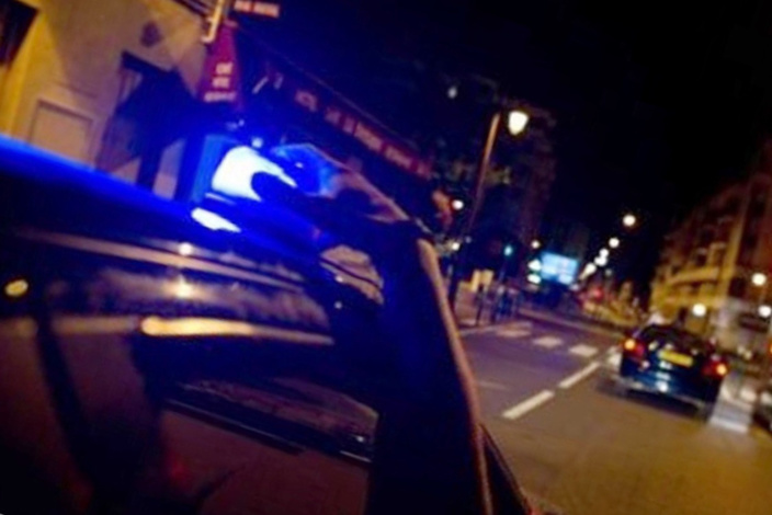 Le chauffard a été intercepté à l'issue d'une course-poursuite avec la police - illustration