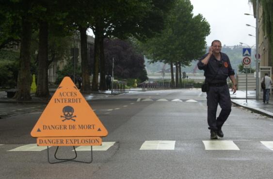 Des tonnes d'engins explosifs (bombes, roquettes, obus...) et de munitions sont neutralisées chaque année en Normandie