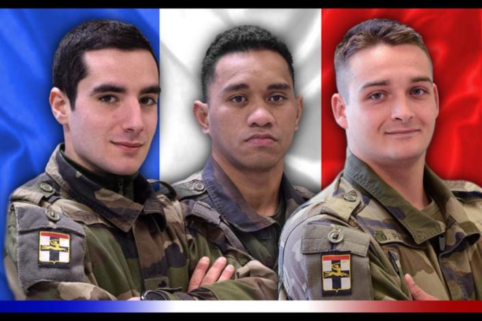Les trois militaires étaient en mission  au Mali - Photo©Chef d'état-major de l'armée de Terre/Twitter