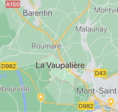 Trois accidents en même temps : l'A150 paralysée entre Rouen et Barentin