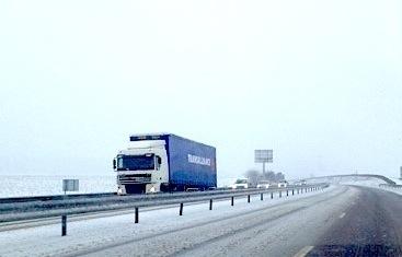 Les poids-lourds peuvent désormais circuler sur les autoroutes de Seine-Maritime