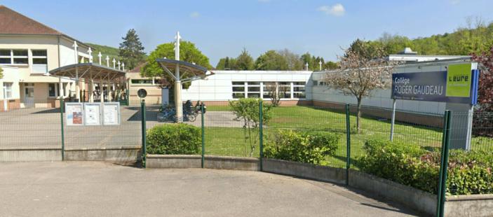 Le collège va rester fermé jusqu'au 29 janvier, selon la préfecture de l'Eure