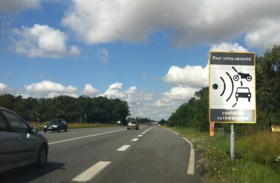 La vitesse reste l'un des principaux facteurs d'accidents graves (photo Infonormandie.com)