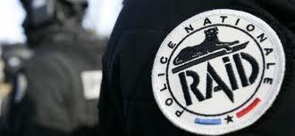 Le Raid, unité d'élite de la police, est sur place et tente de négocier avec le preneur d'otage (photo d'illustration)