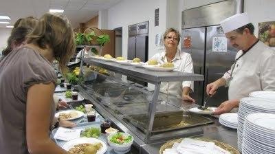 1.800 repas confectionnés en Seine-Maritime seront livrés chaque jour à Aurillac (photo d'illustration)