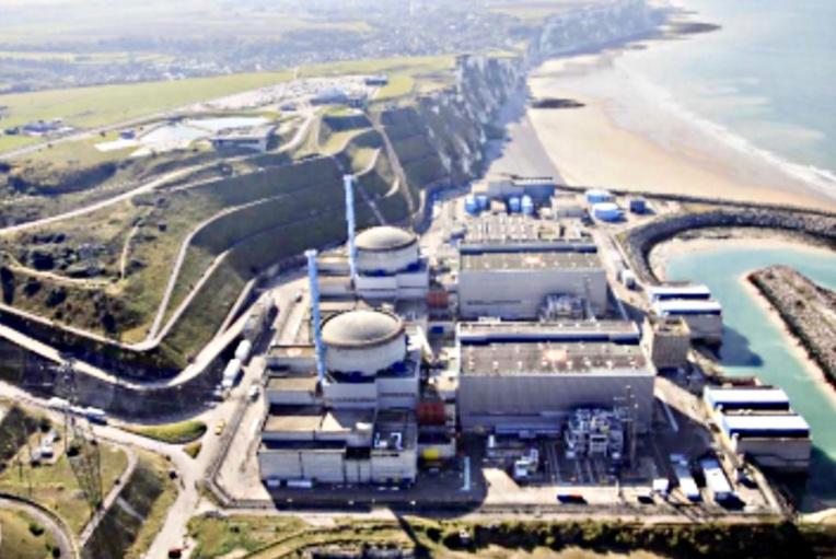 La centrale nucléaire de Penly compte deux réacteurs - Illustration @ EDF