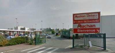 Les malfaiteurs ont profité que le magasin soit fermé le dimanche pour passer à l'action (photo Google Maps)