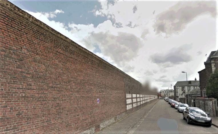Rouen : surpris en train de parachuter des paquets dans la cour de la prison, il est interpellé