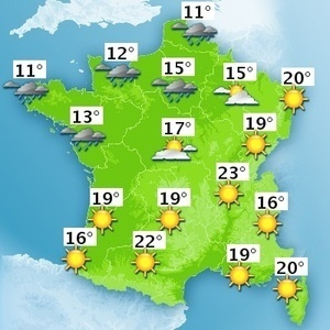 Document Météo France