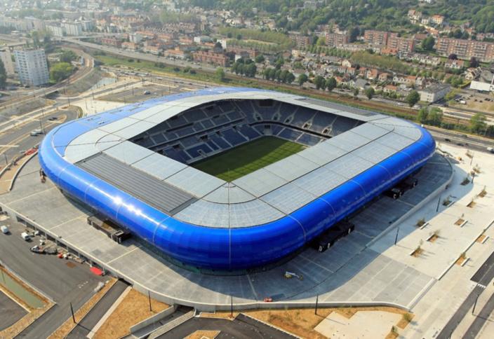 Photo du stade Océane (lehavretourisme.com)