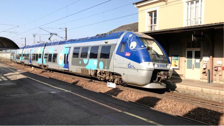 Ces trains supplémentaires permettront de mieux réguler l'afflux à bord des trains dans les prochains jours et de limiter le nombre de voyageurs dans les trains, indique la Région Normandie - Photo © infoNormandie