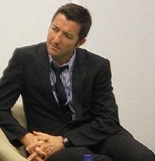Karl Olive, 44 ans, attend son heure depuis des années pour occuper le fauteuil de maire à Poissy