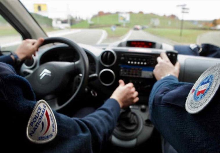Alertés par leurs collègues des Yvelines, les policiers de Seine-Maritime ont retrouvé la trace des fuyards qui ont été interpellés - Illustration © DGPN