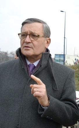 Pierre-Henry Maccioni, préfet de Seine-Maritime (Photo Infonormandie.com)