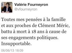 Décès de Clément Méric : les réactions de Valérie Fourneyron et du PS de Rouen