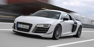 L'Audi R8 existe en plusieurs versions qui rivalisent avec les célèbres marques comme Porsche, Aston Martin, Ferrari... (Photo d'illustration)