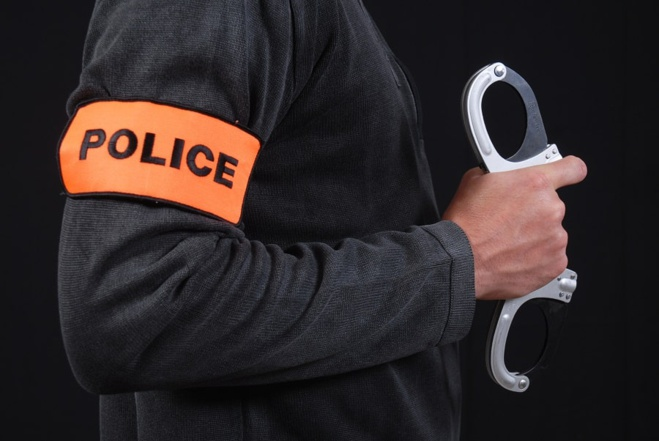 Les trois hommes ont été interpellés en flagrant délit - Illustration © Adobe Stock