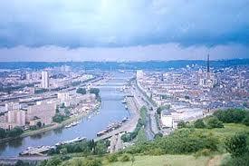 La Côte Sainte Catherine est un des plus beaux panoramas de l'agglomération rouennaise (Photo arehn.asso.fr)