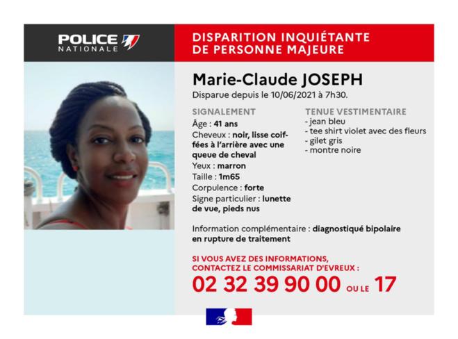 Disparition inquiétante dans l'Eure : la police d'Évreux lance un appel à témoins
