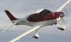 C'est un avion de ce type qui s'est abîmé en Manche dimanche (Photo d'illustration)
