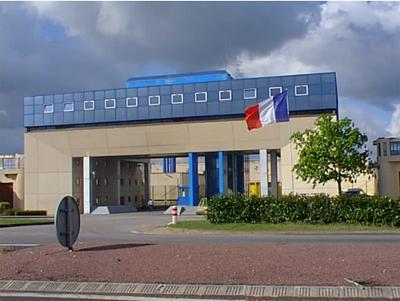 Le centre des Vignettes a une capacité d'accueil de 819 détenus