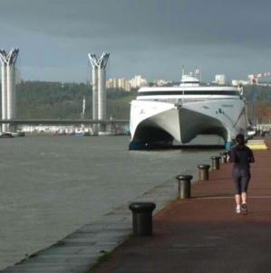 L'agression s'est déroulée sur les quais bas de la rive droite à Rouen (photo d'illustration)