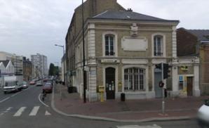 L'agence postale est située à l'angle du boulevard de Graville et de la rue Aristide-Briand (@Google Maps)