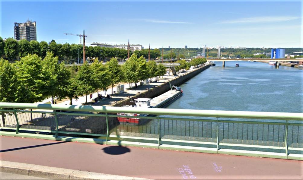 L'homme a été retrouvé en arrêt cardio-respiratoire au niveau du quai Cavelier-de-la-Salle - illustration