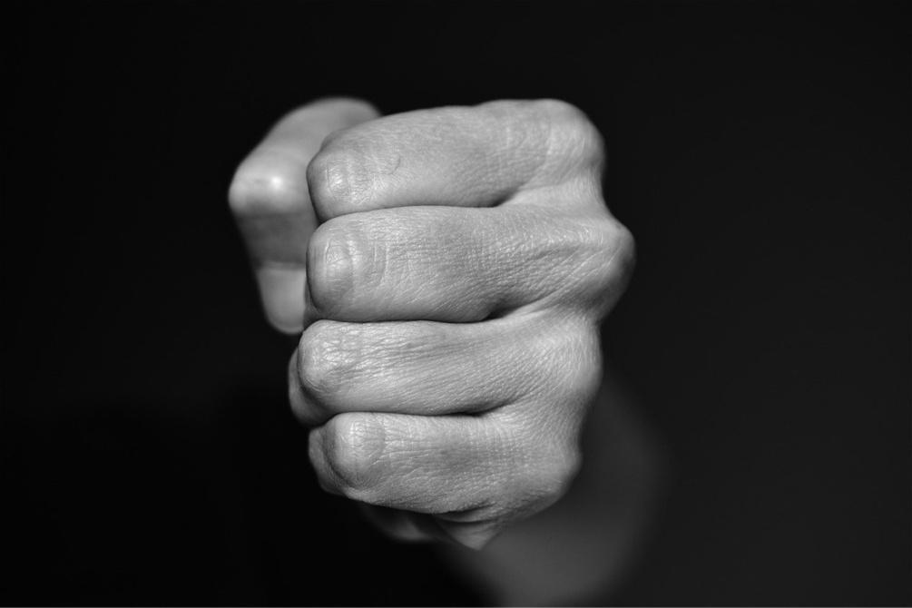 La victime a déclaré avoir reçu plusieurs coups de poing par son compagnon - illustration @ Pixabay