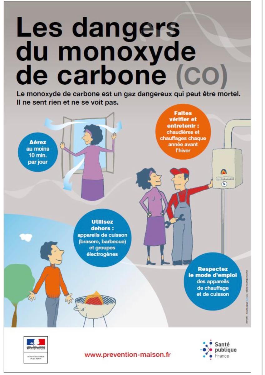 Seine-Maritime : du monoxyde de carbone décelé dans un appartement à Petit-Couronne
