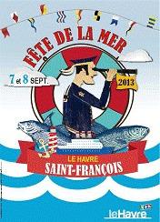 Le Havre : Fête de la mer les 7 et 8 septembre