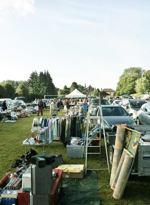 Photo du vide grenier (@AYMERICf27)