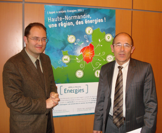 Guillaume Bachelay et Alain Le Vern