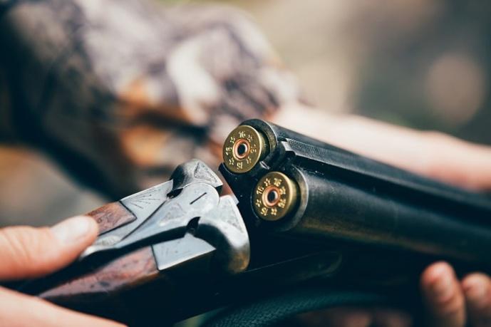 Le fusil de chasse a été saisi ainsi que trois cartouches de calibre 12 - Illustration © Adobe Stock