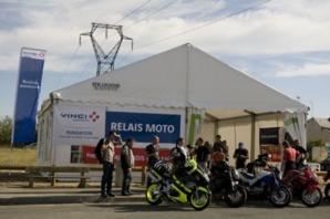Les relais calmos, un moment de détente pour les motards (Photo : FFMC)