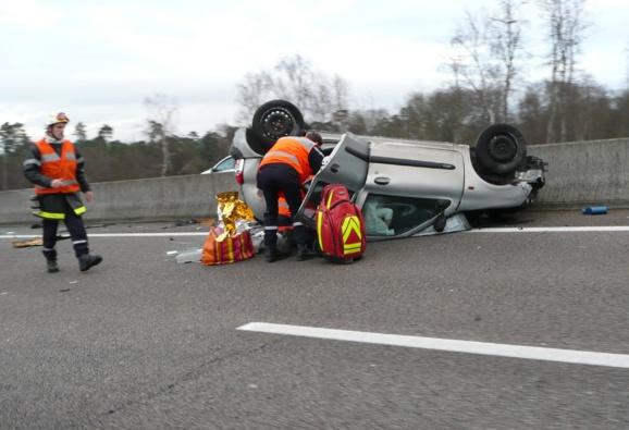 Les accidents de la route ont fait 31 morts et 630 blessés en huit mois sur les routes de Seine-Maritime (Photo Infonormandie)