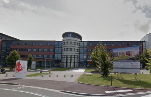 """Le septuagénaire atteint d'une """"pathologie très lourde"""" était soigné à l'hôpital de Dieppe"""
