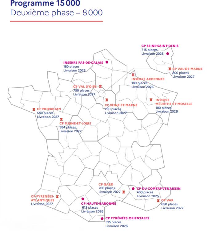 Un centre pénitentiaire de 700 places va être construit à Magnanville, dans les Yvelines