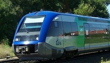 Le conducteur du train n'a rien pu faire pour éviter le choc (Photo d'illustration)