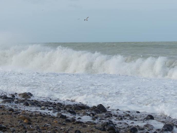Normandie. Grandes marées du 6 au 9 octobre : le préfet maritime appelle à la prudence
