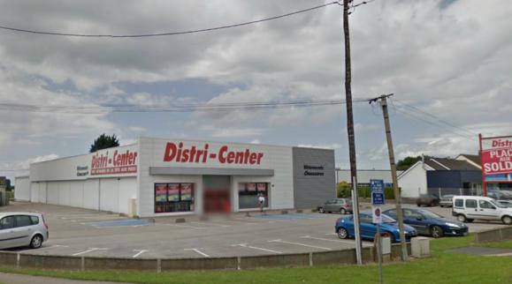 Le magasin s'apprêtait à fermer quand les deux malfaiteurs ont fait irruption (@Google Maps)