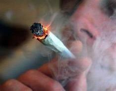 Il reconnaît fumer entre 15 et 20 joints de cannabis par jour (Photo d'illustration)