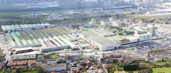 L'usine SGD de Mers-les-Bains