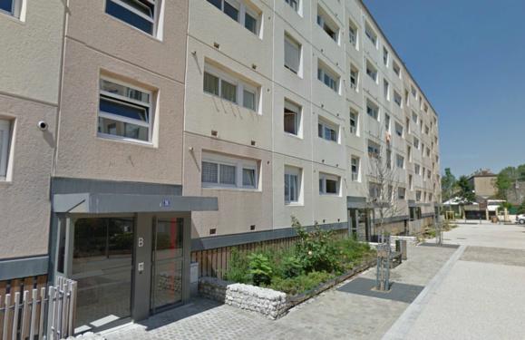 Le quadragénaire a été retrouvé mort dans l'appartement de sa concubin,e 19, rue Alphonse Daudet à La Sablière sur la rive gauche