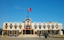 L'hôtel de ville de Canteleu