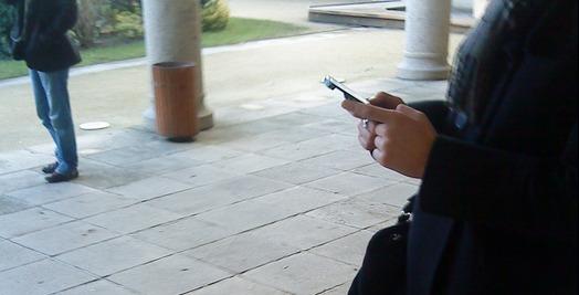 Les services de police appellent à la vigilance dans les lieux publics et dans la rue (photo d'illustration Flickr/scènes2011)