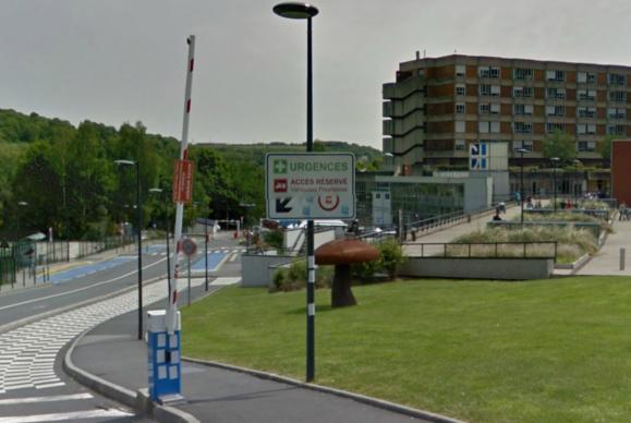 La victime dont le pronostic vital est engagé a été hospitalisée aux urgences à Jacques Monod (@Google Maps)