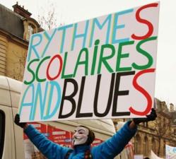 Les parents d'élèves de Ferrière-Haut-Clocher maintiennent la pression contre la mise en place des nouveaux rythmes scolaires (Photo d'illustration)